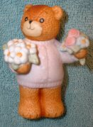 May bear with flowers G8-2-3 *** MIB
