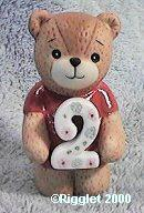Age 2 boy bear G2-3-4 ^^^also in box 2^^^