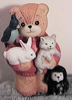 Lucy & Me figurines - Animals