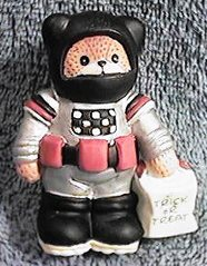 Bear as Astronaut G33-3-2 ^^^box 5^^^