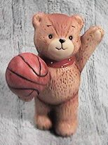Basketball player bear G1-3-3 ***