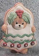 Bell Sugar Cookie bear C9-1-2