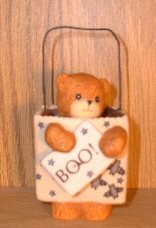 Bear as Boo Bag G19-4-7