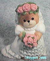 Bride bear G29-2-7 ^^^in box 2^^^