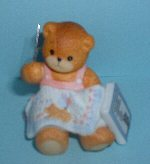 Bear cross stitching G33-2-4 ^^^in box 6, 11^^^