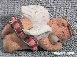 Valentine Cupid sleeping G27-4-3