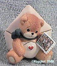 Bear as Envelope G27-3-4 ^^^in box 5^^^