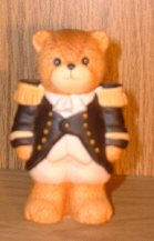 George Washington bear G12-3-2 *** and ^^^in box 2^^^