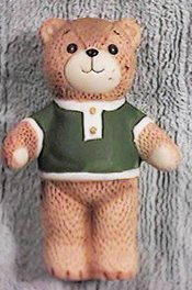 Green shirt bear G1-2-1 ***