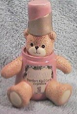 Nail Polish bear G33-1-5 ^^^in box 6, 11^^^