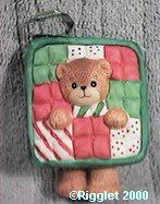 Bear as Pot holder C11-1-5 ^^^box 3, 10^^^