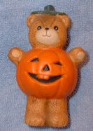 Bear as Halloween Pumpkin G4-3-3 ***