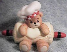 Bear as Rollingpin Rolling Pin C11-2-1 box 11