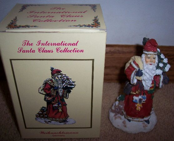 International Santa Weihnachtsmann Germany SC18