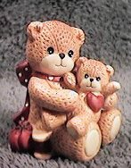Bear sewing baby bear doll G33-2-5 ^^^in box 6^^^