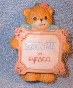 Lucy & Me bear as Lucy & Me sign G23-3-2 ^^^box 7^^^