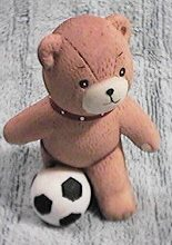 Bear playing Soccer G1-3-5 ***