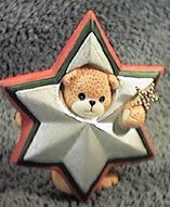 Bear as silver star C11-2-3 Box 9