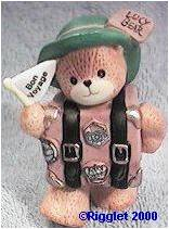 Bon Voyage Bear in Suitcase G32-4-4
