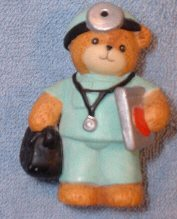 Surgeon Bear G26-3-1 ^^^ & in box 7^^^