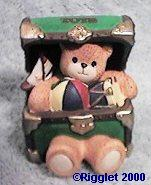 Bear as Toychest C11-4-4 and box 9