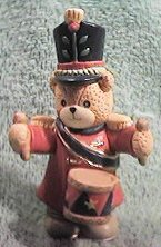 Christmas Toy Soldier Bear C9-2-2 ^^^box 3^^^