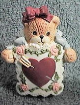 Valentine Card Bear G23-2-1 ^^^box 5^^^