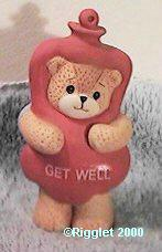 Hot Water Bottle Get Well G25-1-6